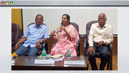 DiSAI event in Anna University